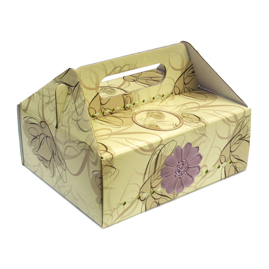 Krabica na zákusky zm3 / 16cm x19,5cm x 7,5 cm