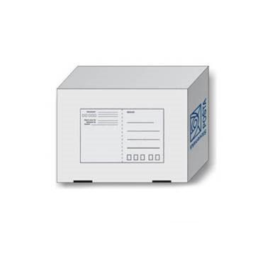 Poštová škatuľa 3KVL B23 BH 01 / 400x254x154 (396x250x152) potl 1+0