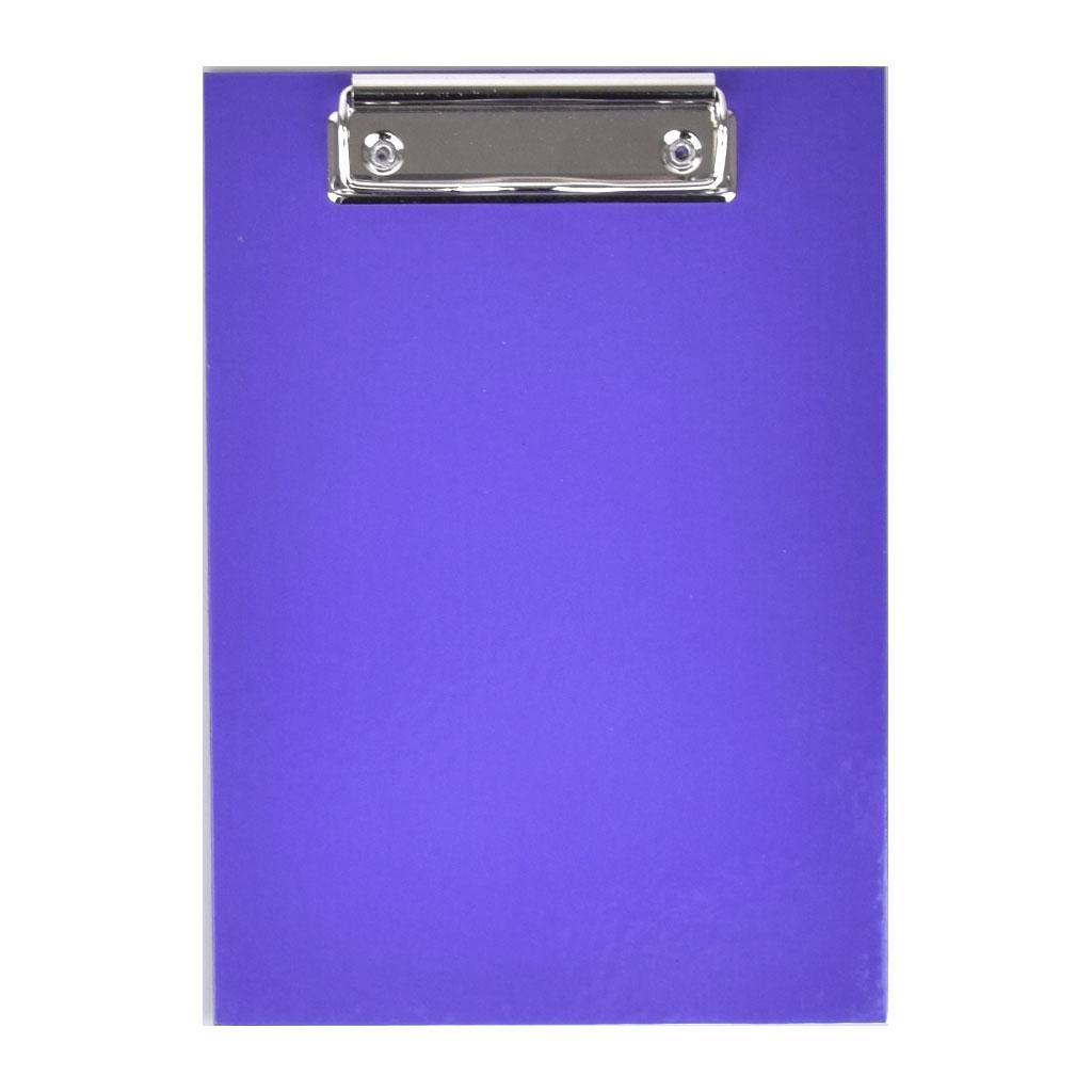 Podložka klip A5 lamino - fialová