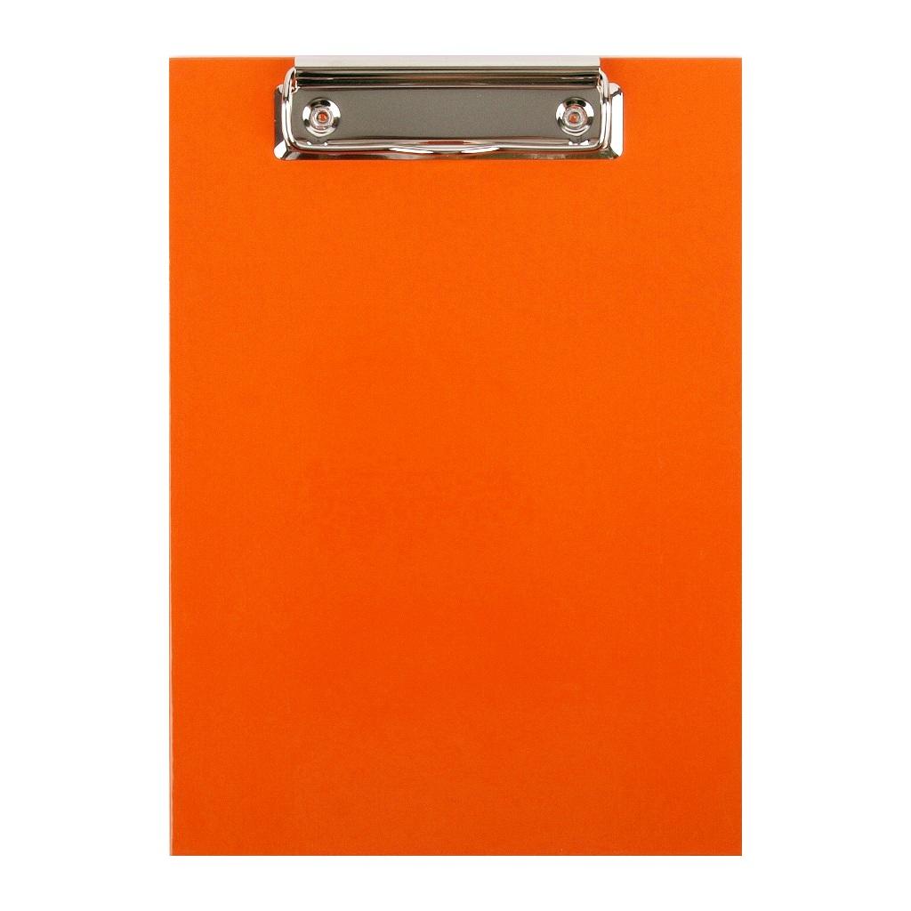Podložka klip A5 lamino - oranžová