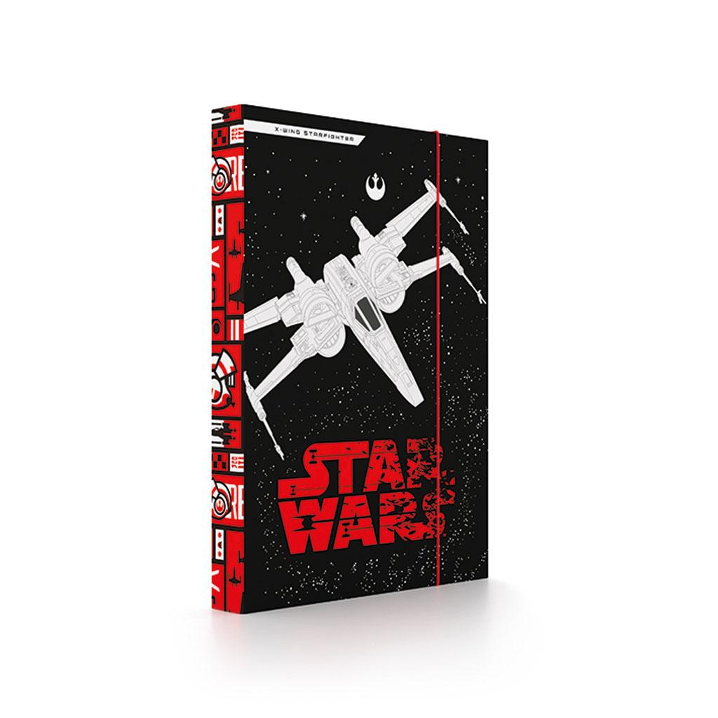 Dosky s boxom A4 lamino - Star Wars /1-88918/