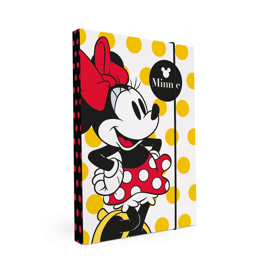 Dosky s boxom A5 lamino - Minnie /3-780/