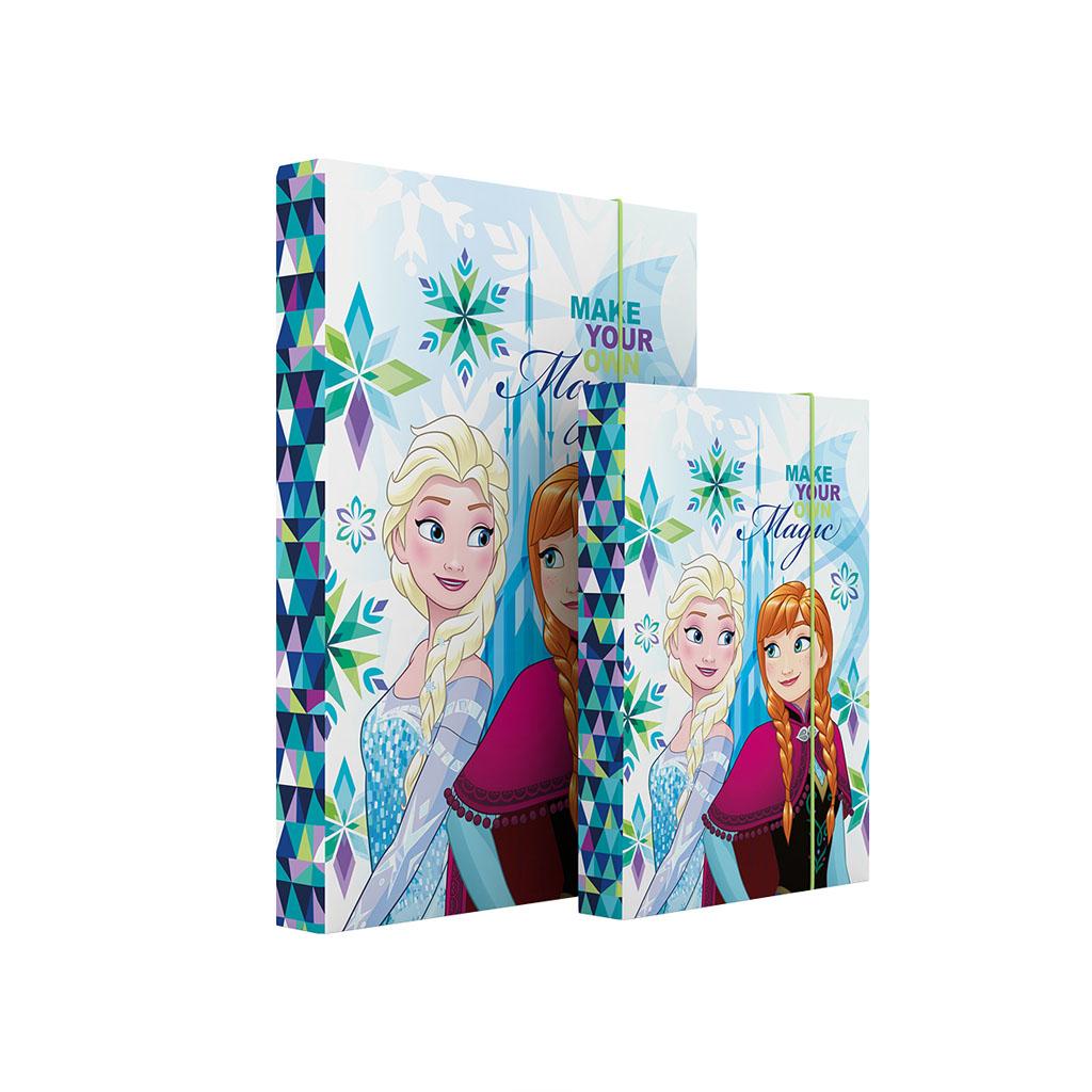 Dosky s boxom A5 lamino - Frozen /3-78517/