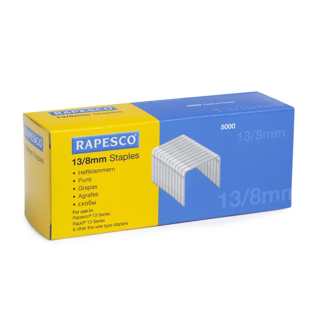 """Rapesco Spony zošívacie """"Tacker"""" 13/8/5000"""