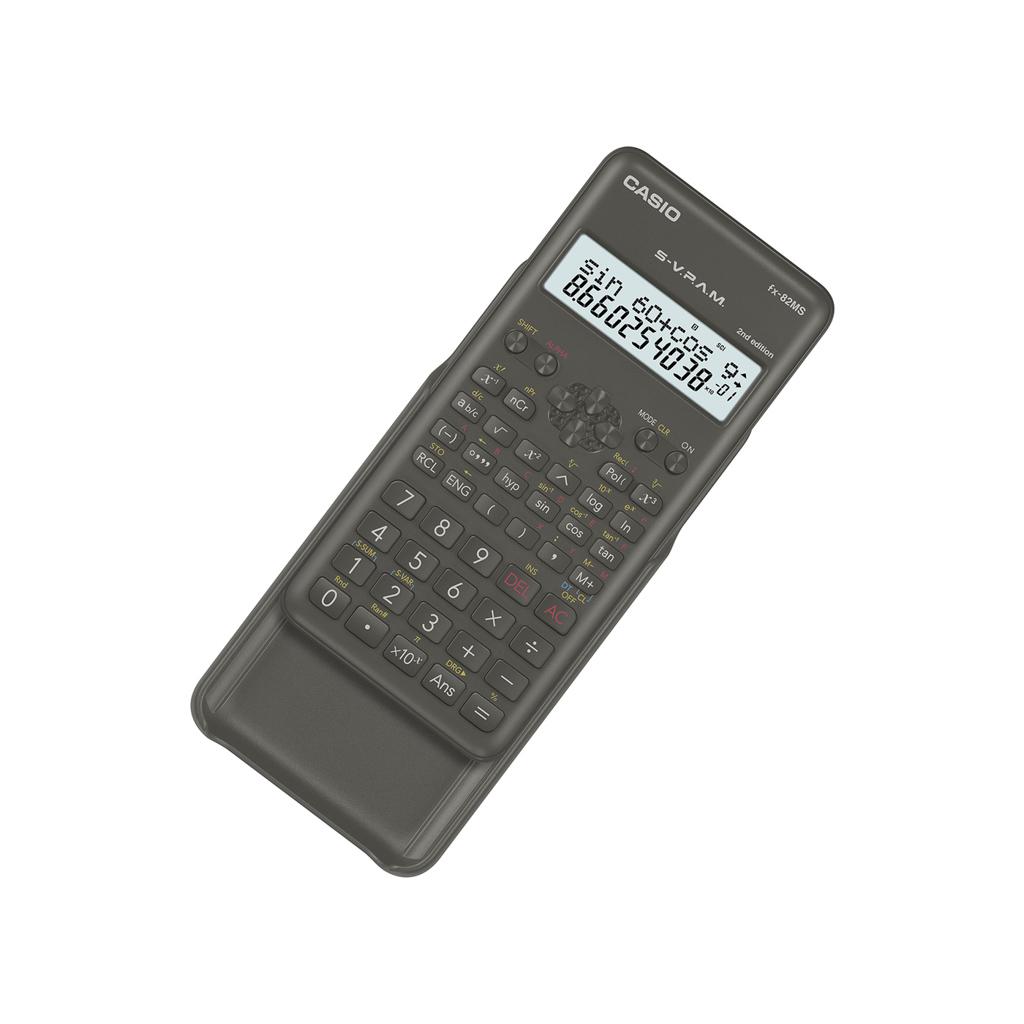 Kalkulačka Casio FX 82 MS 2E / s mat. funk., 10+2m.