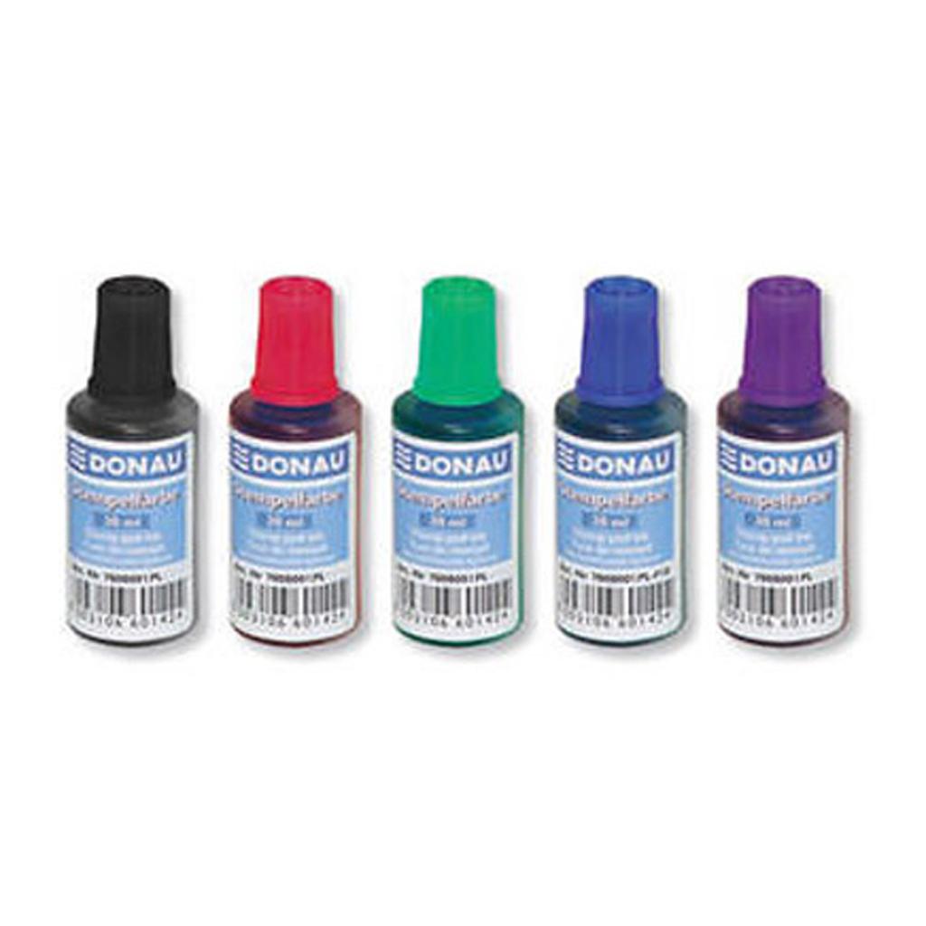 Pečiatková farba Donau 30 ml, modrá