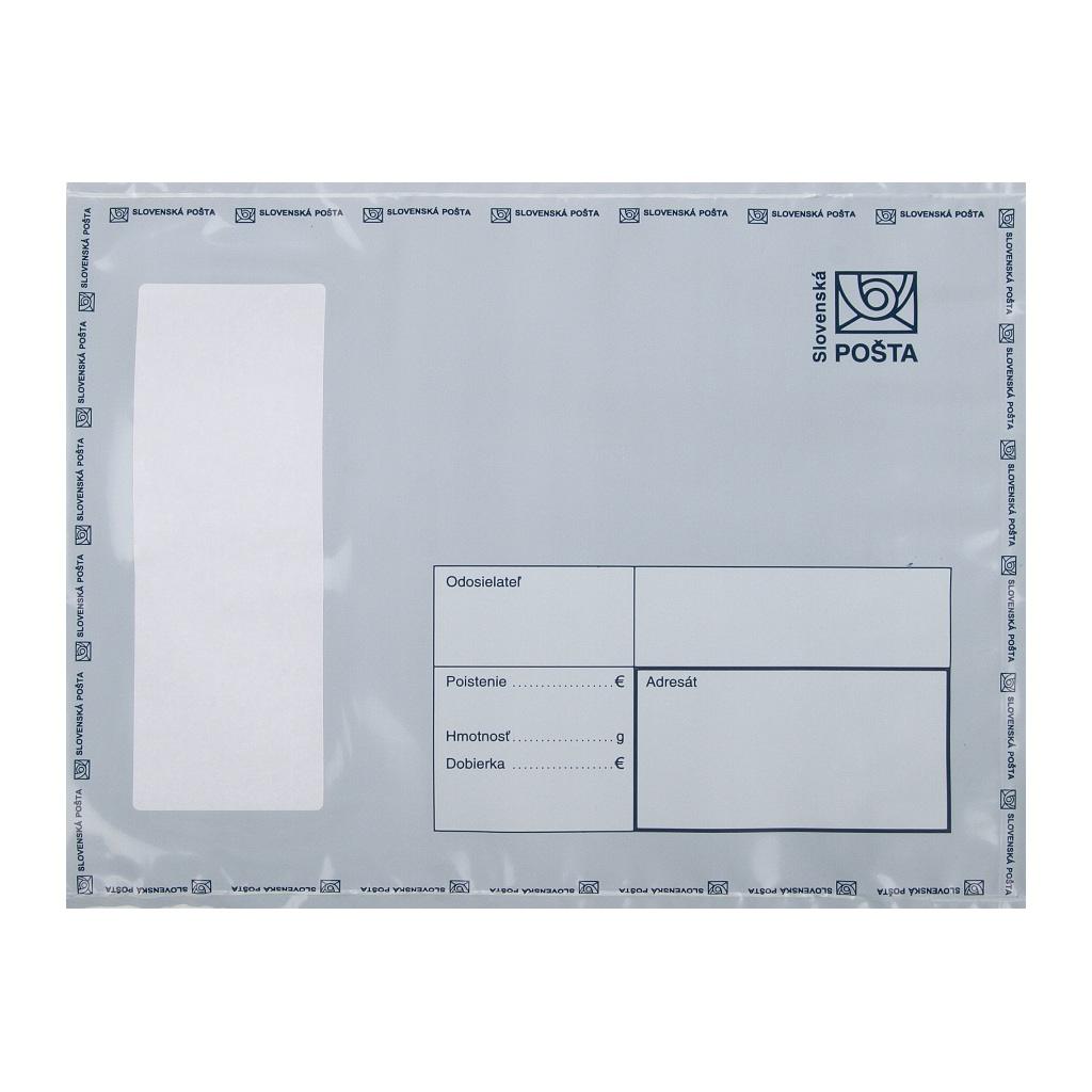 Obálka na poist.list.plast. C5+ ( 195 x 255 mm )