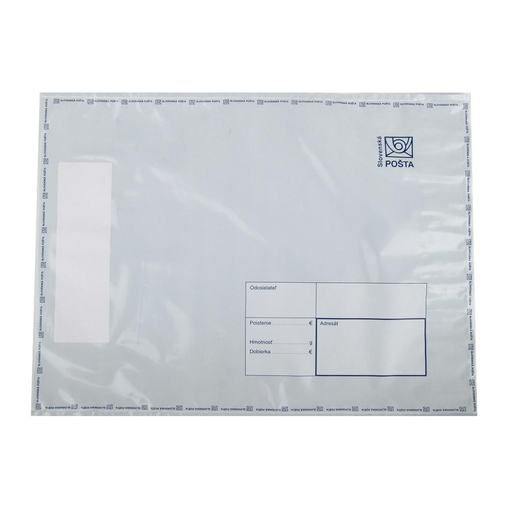 Obálka na poist.list.plast. C4+ ( 295 x 400 mm )