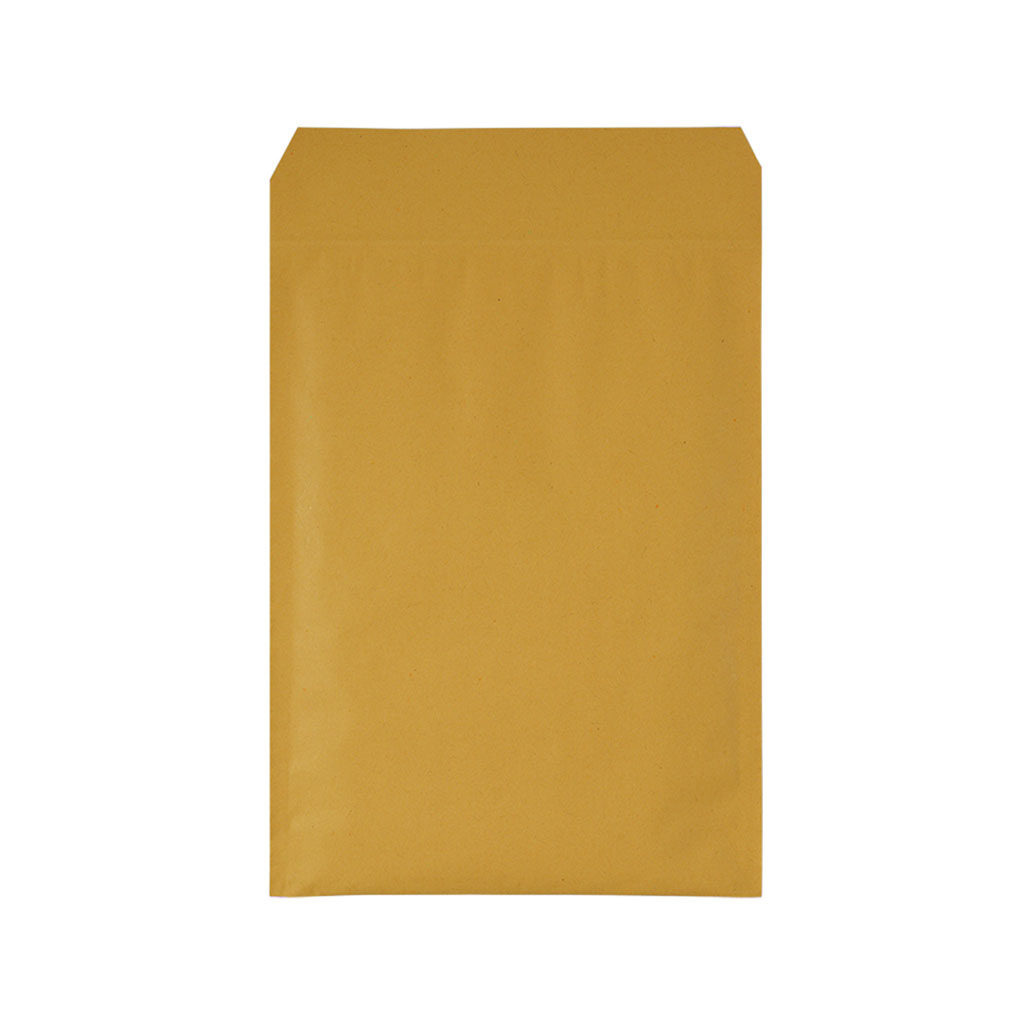 "Taška ""SUMO"" papierová výstuž, s odtrh. páskou /175x265/, 195x265 mm hnedá"