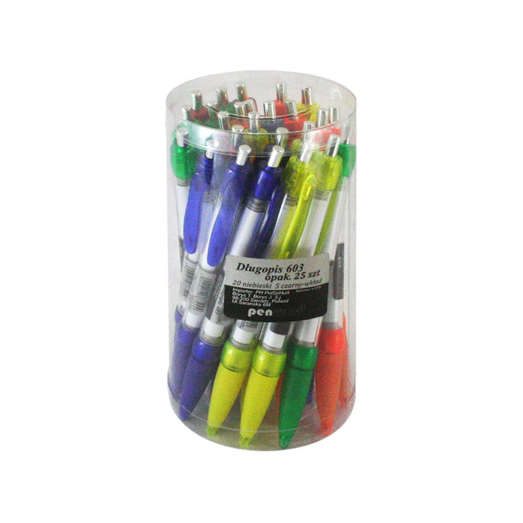 Guľôčkové pero s ťahákom