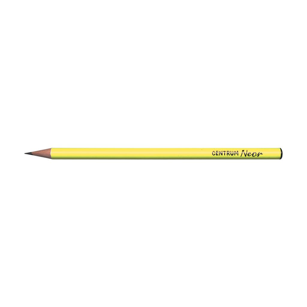 Ceruzka HB - bez gumy, NEON