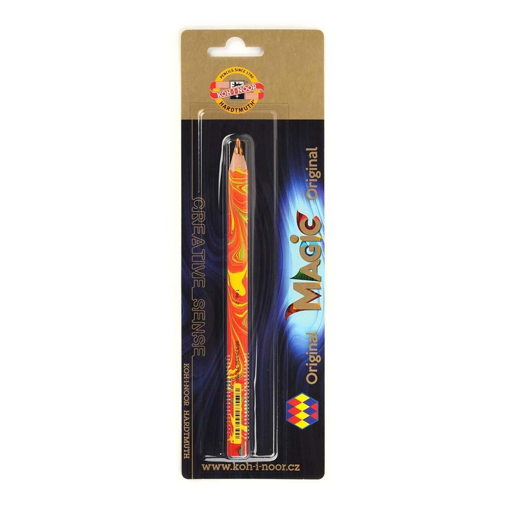 Ceruzka 3405 - farebná v blistri