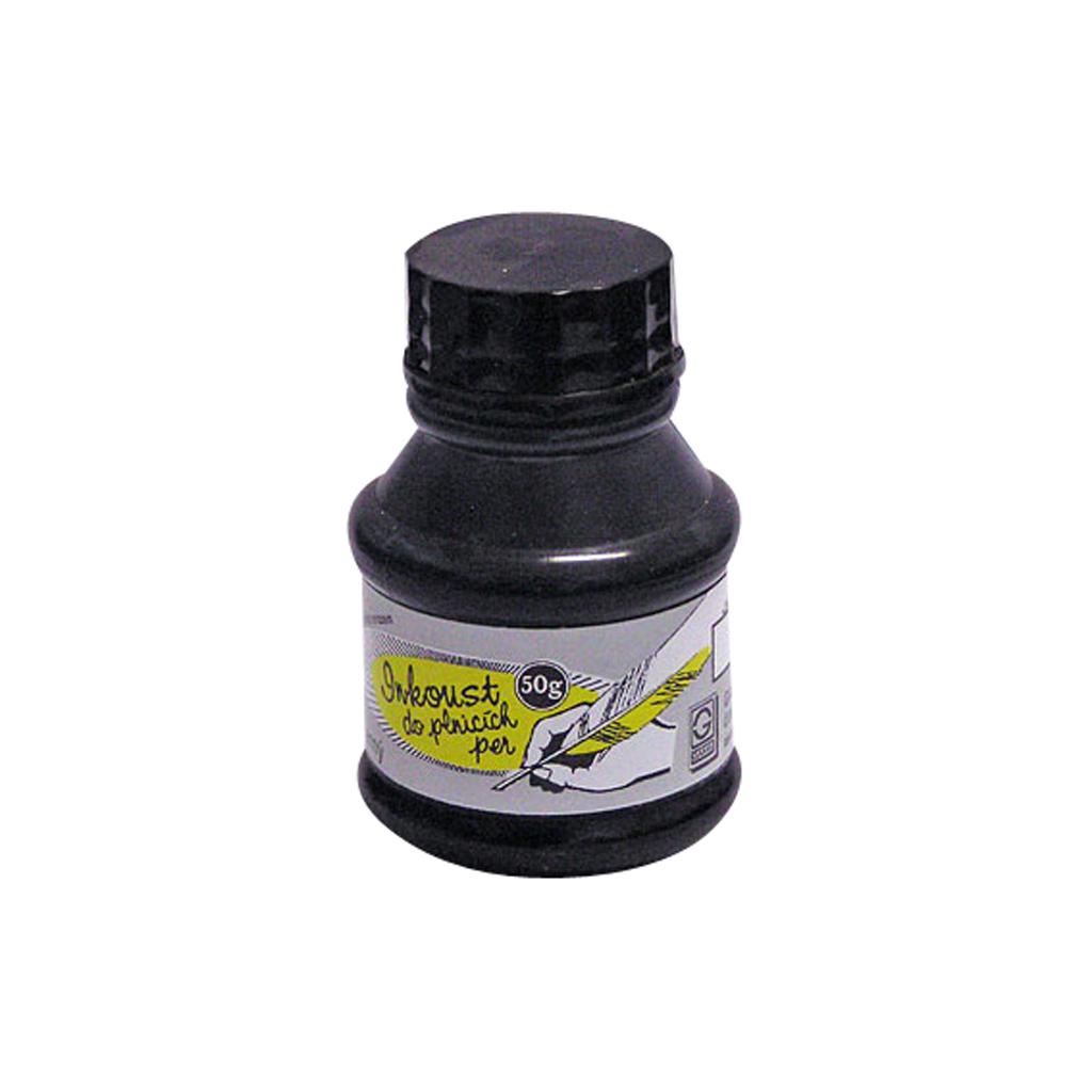 Atrament 50 ml. 141 505 - čierna