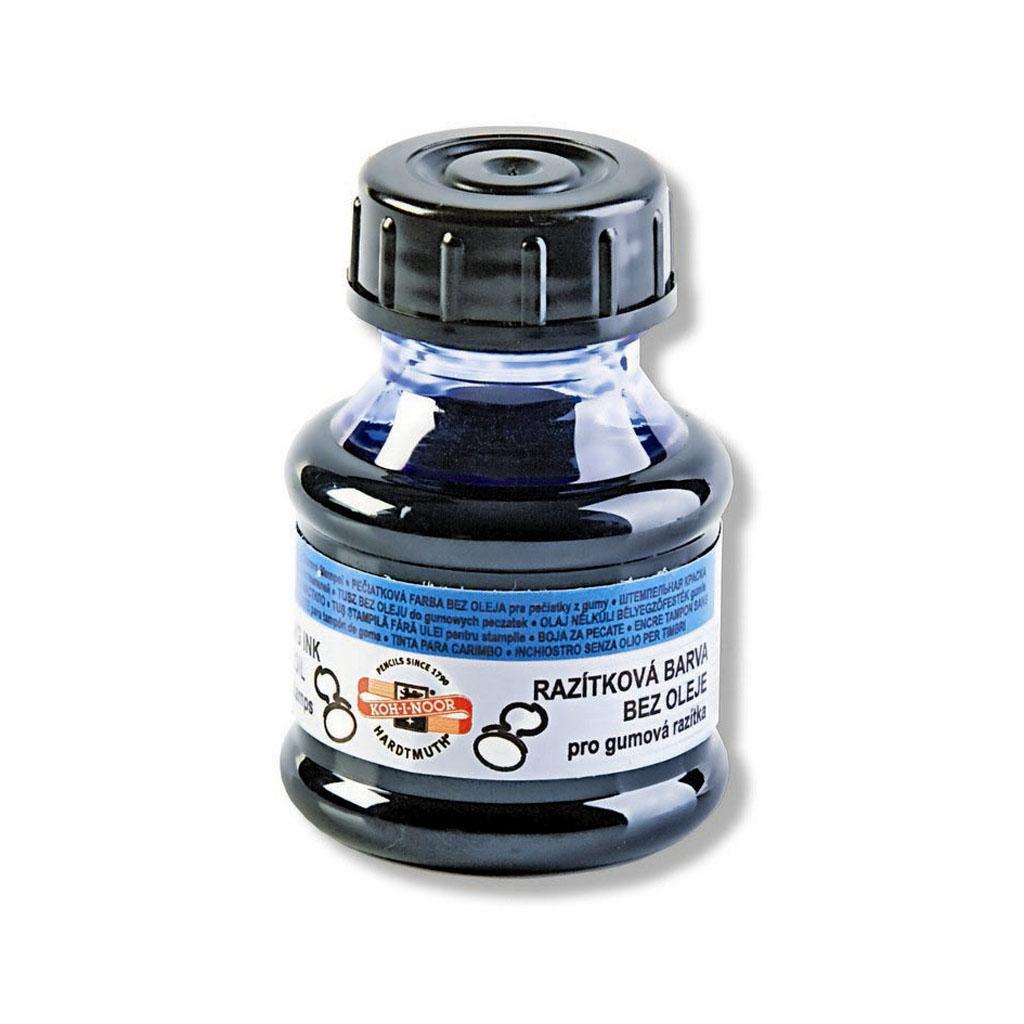 Farba peč. 50 ml. 142 503 - modrá