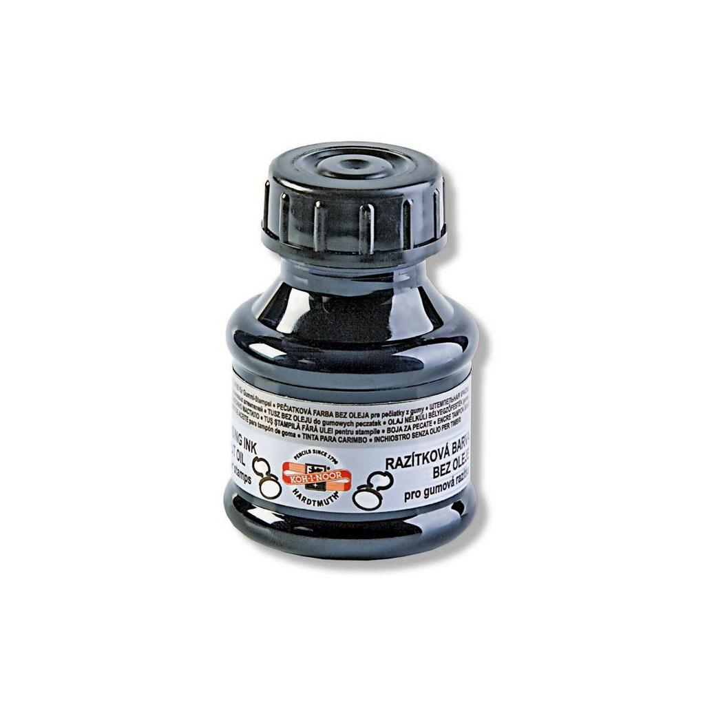 Farba peč. 50 ml. 142 501 - čierna