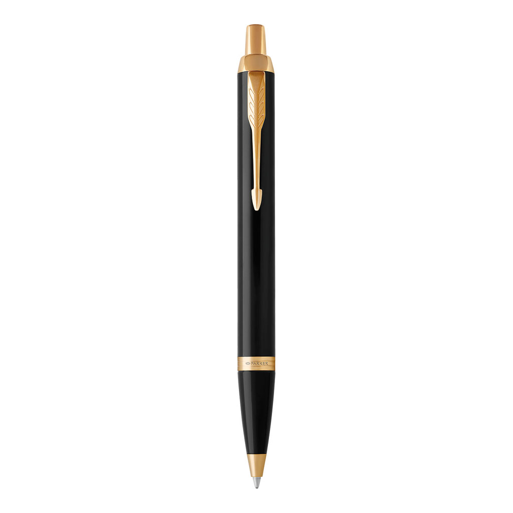 PARKER ROYAL - IM Black GT - sada GP + puzdro