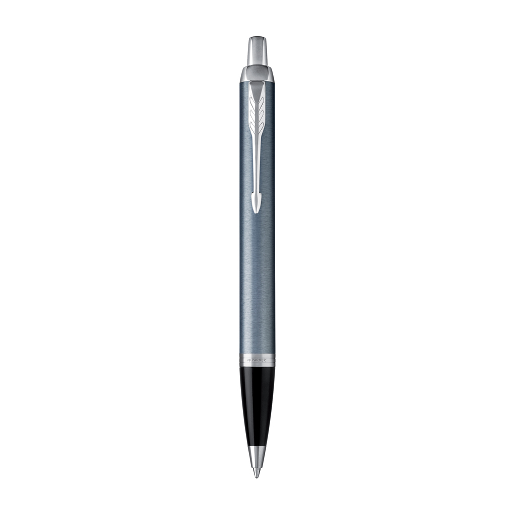 PARKER ROYAL - IM Blue Grey CT - sada GP + zápisník