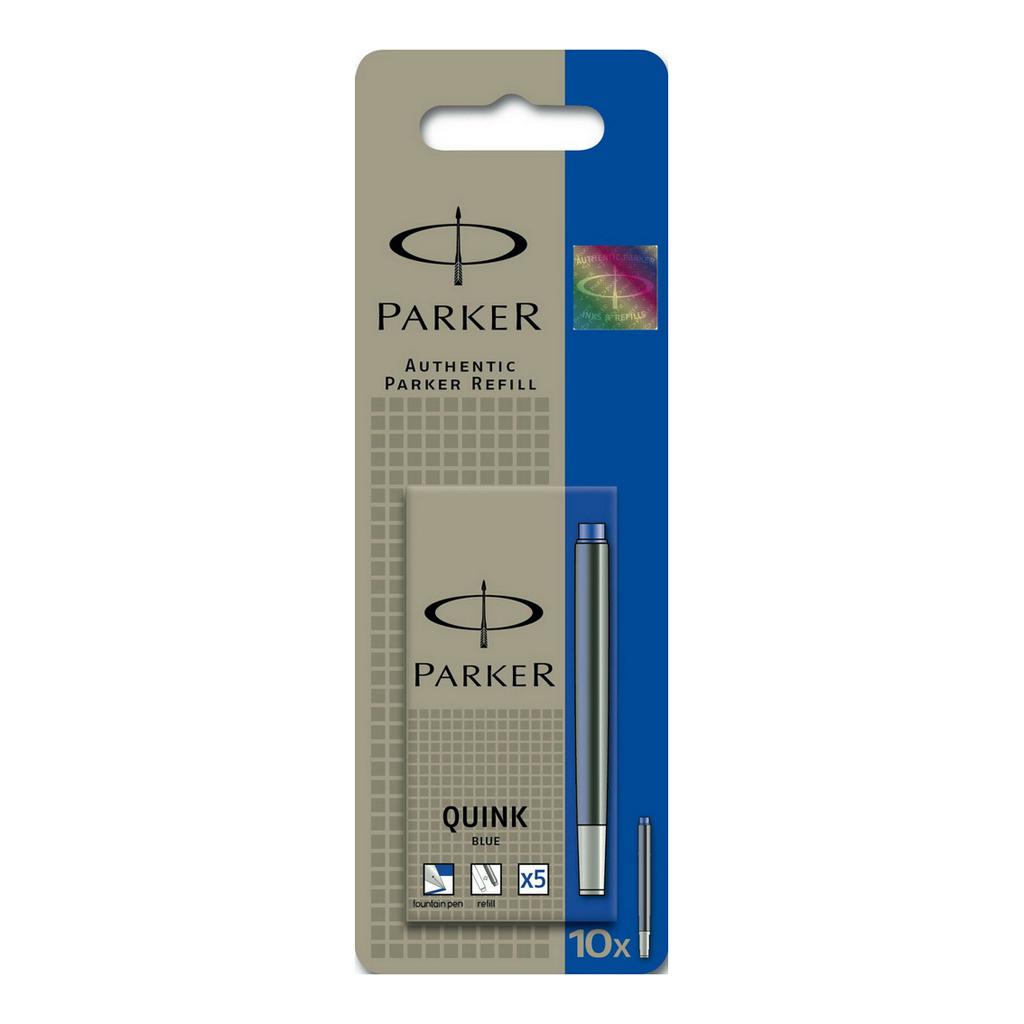 PARKER - Bombičky  perm. - modrá (5 ks)