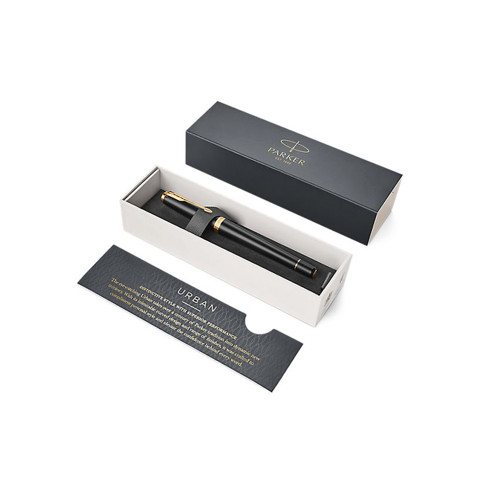 PARKER ROYAL - URBAN Muted Black GT - PP