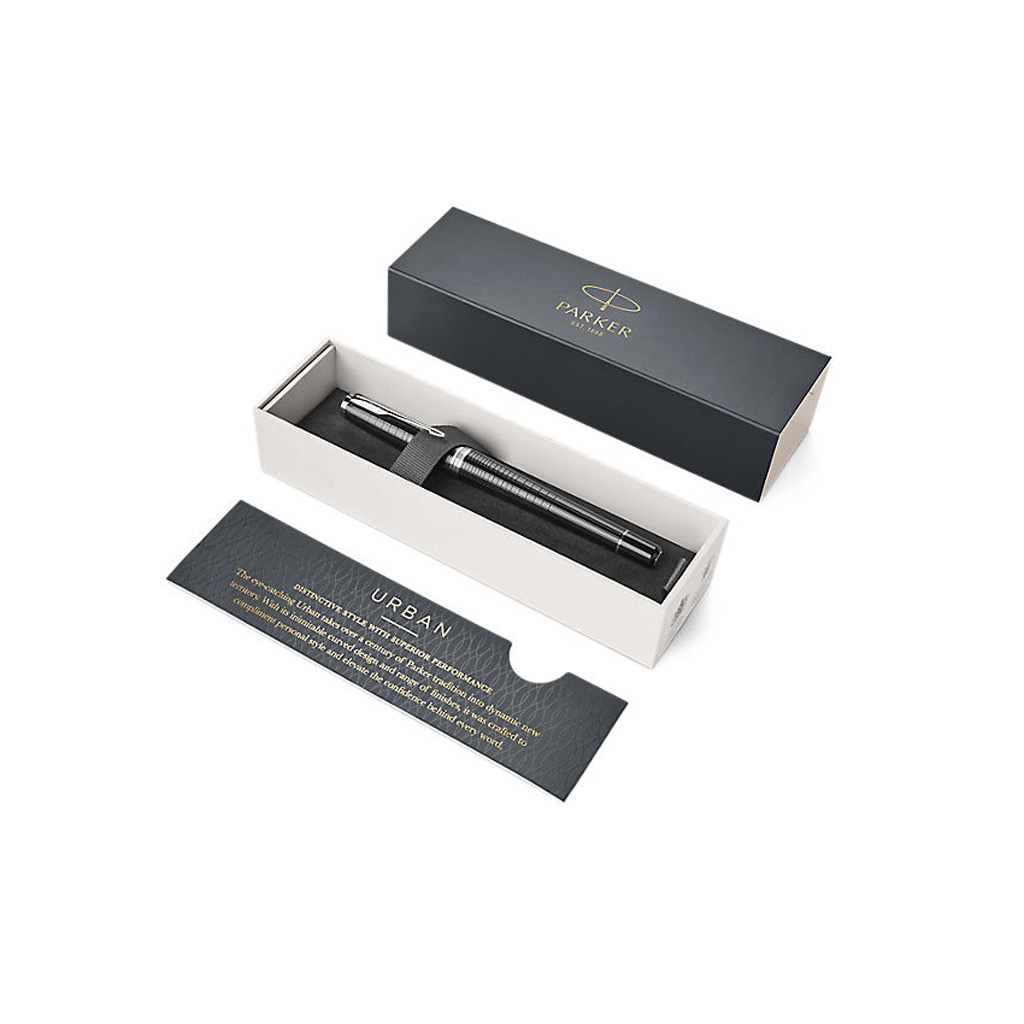 PARKER ROYAL - URBAN Premium Ebony Lacquer CT - PP