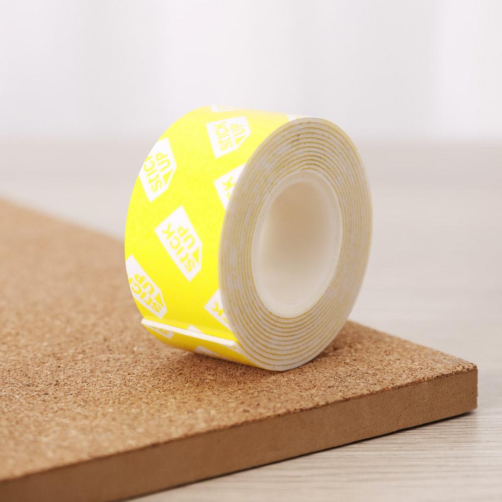 Deli Lepiaca páska obojstranná montážna, 25,4 mm x 1,5 m