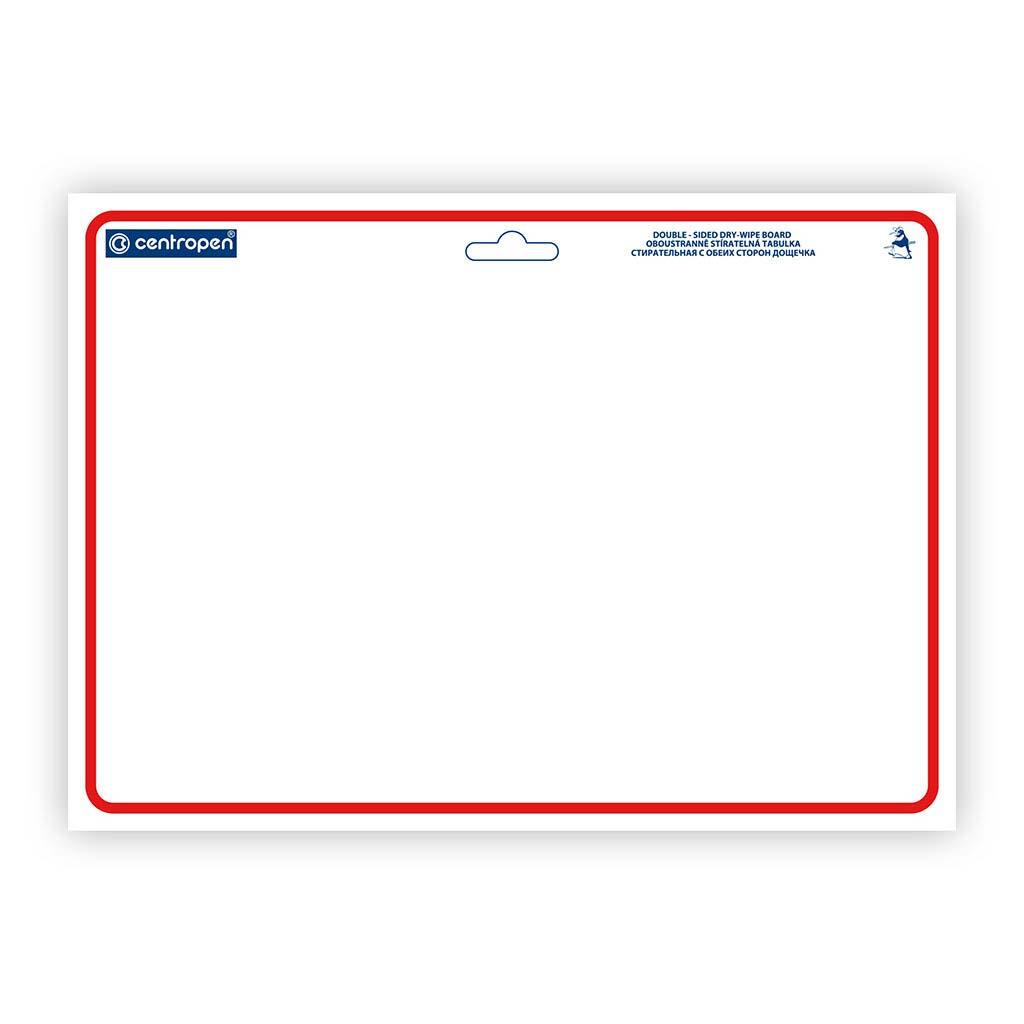Školská stierateľná tabuľka pre 1. ročník Centropen 7719