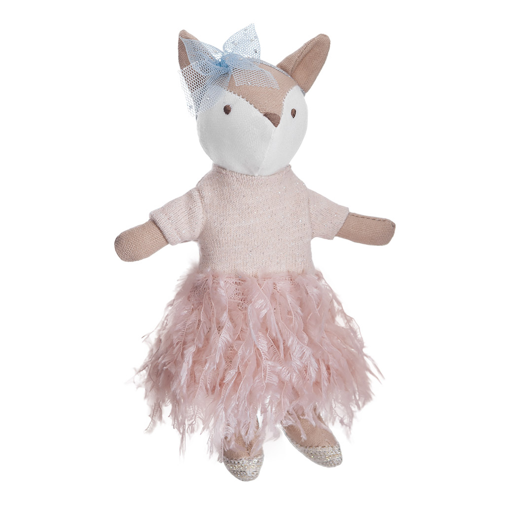 Kreatívna súprava Crafty friends, líška Daisy