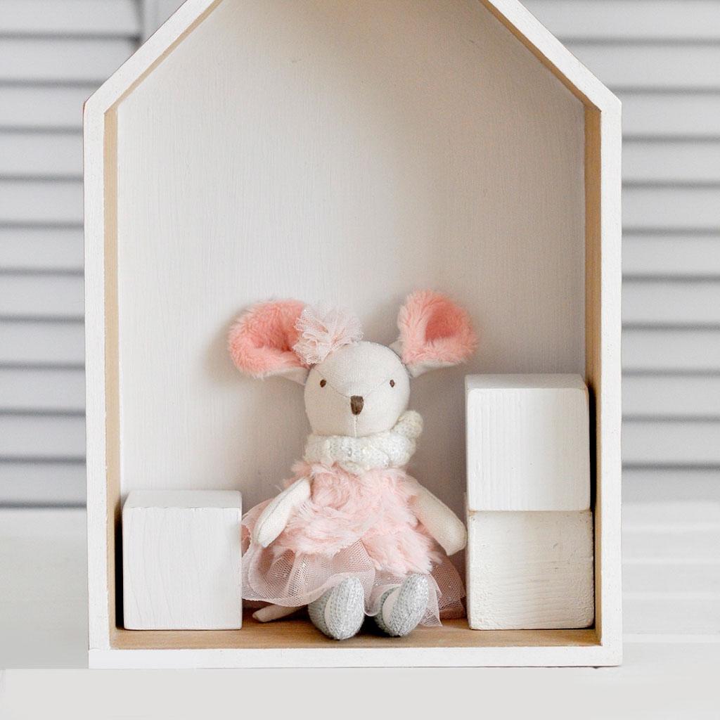 Kreatívna súprava Crafty friends, myška Lolly