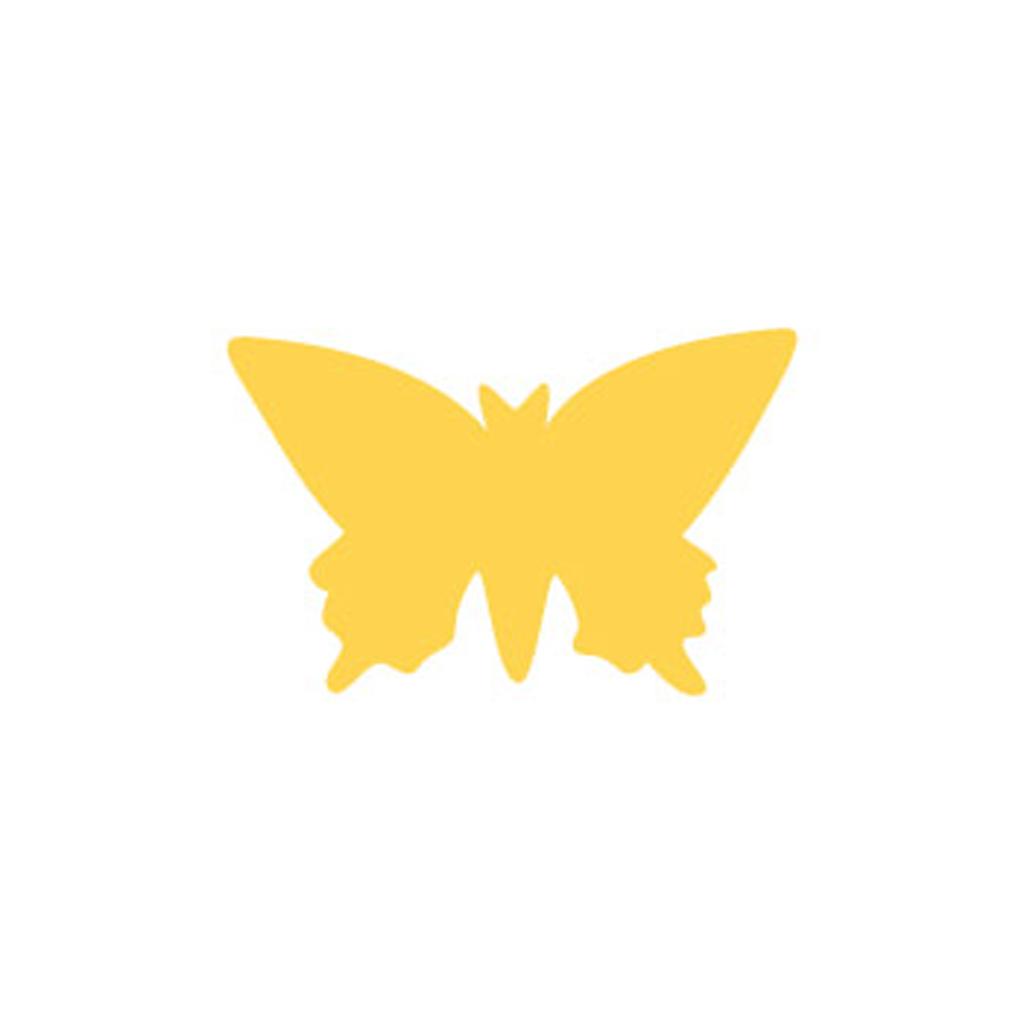 """Dekoračný dierovač 2,5 cm, """"motýľ"""""""