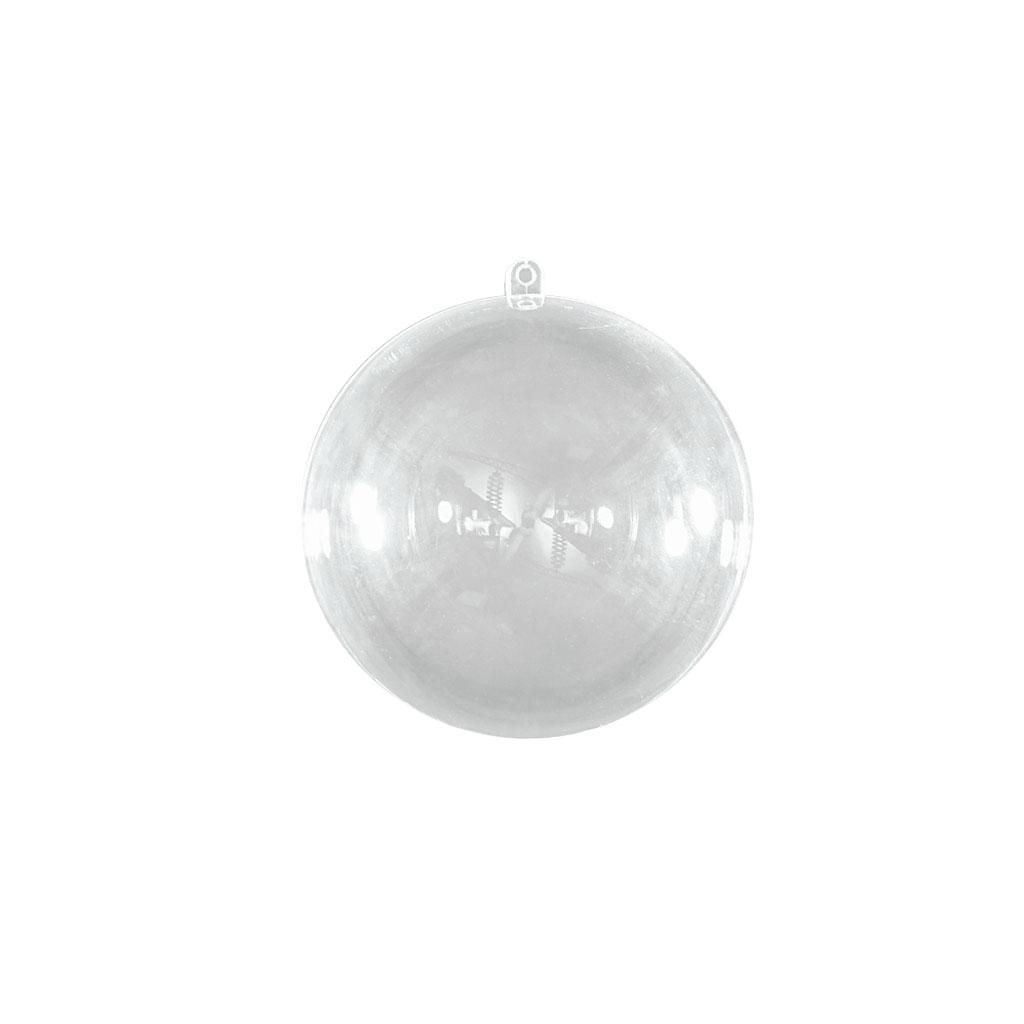 Acrylová guľa 10cm, 1 ks