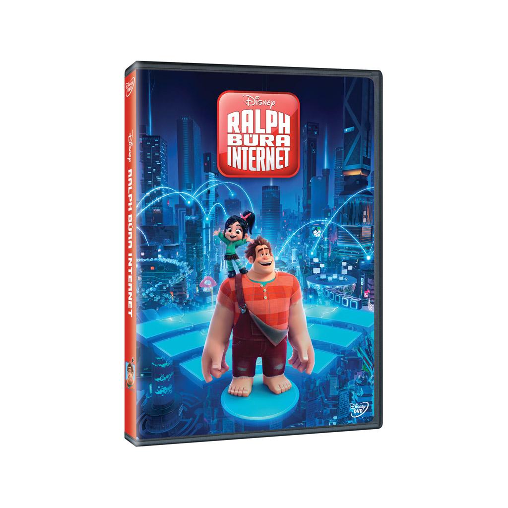DVD rozprávka - Ralph búra internet (SK)