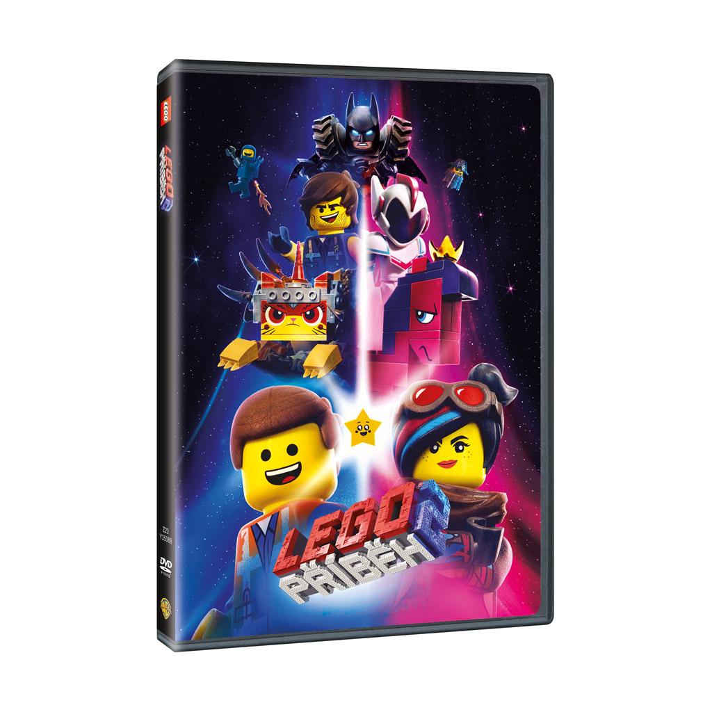 DVD rozprávka - Lego príbeh 2 (SK)