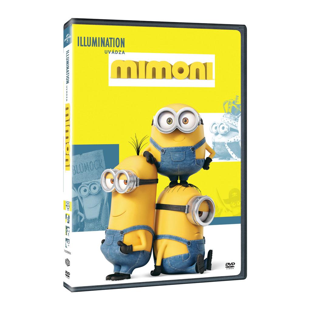 DVD rozprávka - Mimoni DVD - Illumination edice (SK)