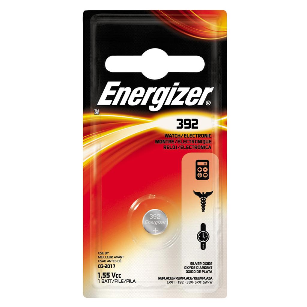 Energizer Hodinkové batérie 392 / 384