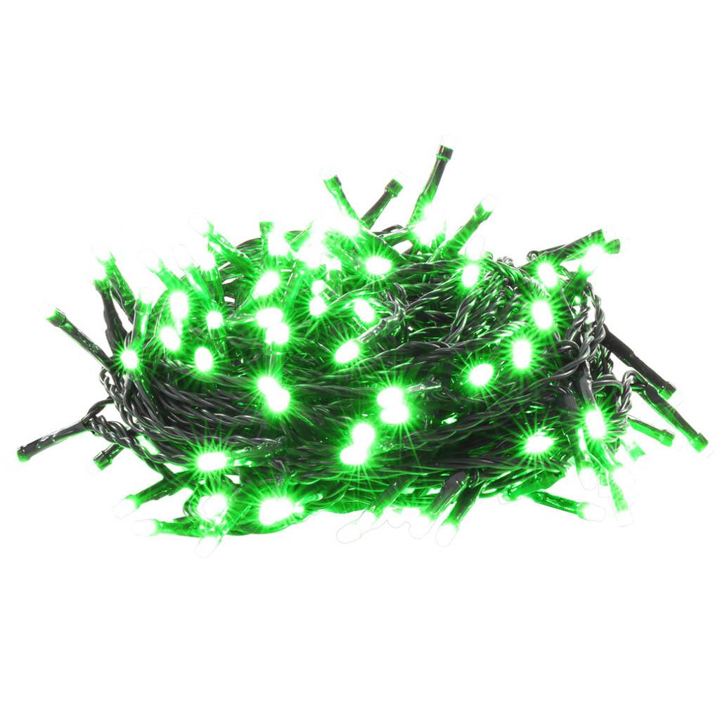 Žiarovky RXL 306, 150 LED, 15+5m, zelené
