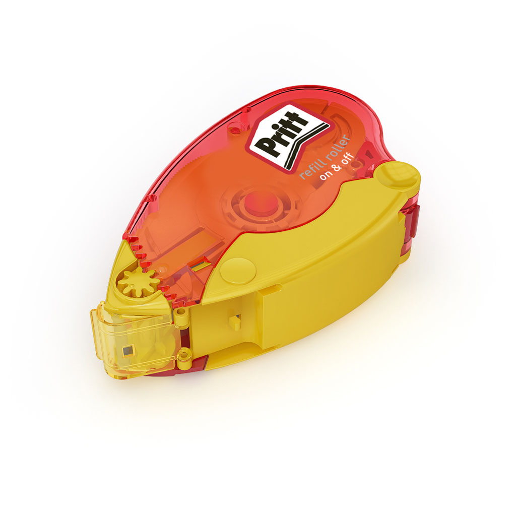 Lepiaca páska Pritt Glue Refill Roller -non- permanent, odnímateľná s vymen. náplňou