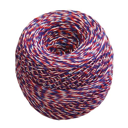 Špagát trikolóra 40g 450 dtex / 100 m