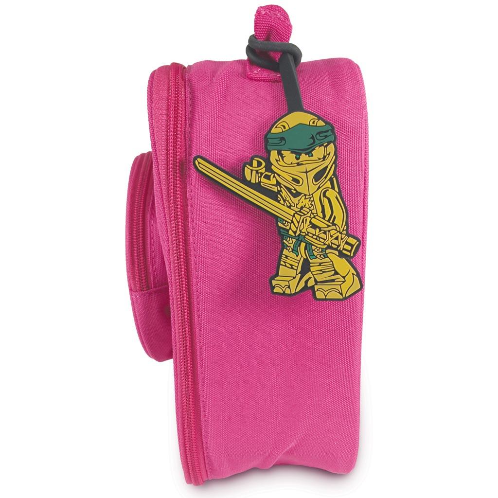 Visačka na batožinu - LEGO NINJAGO Legacy, Zlatý Ninja