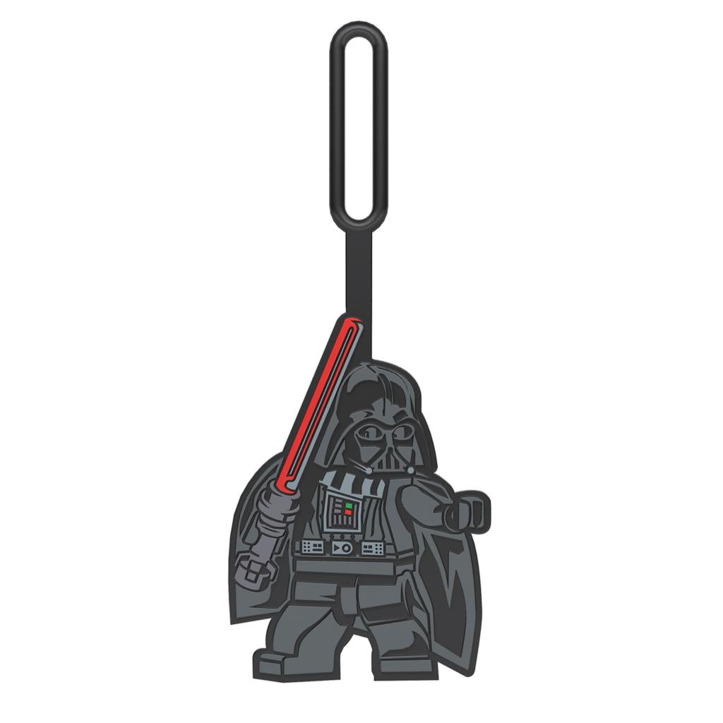 Visačka na batožinu - LEGO STAR WARS, Darth Vader