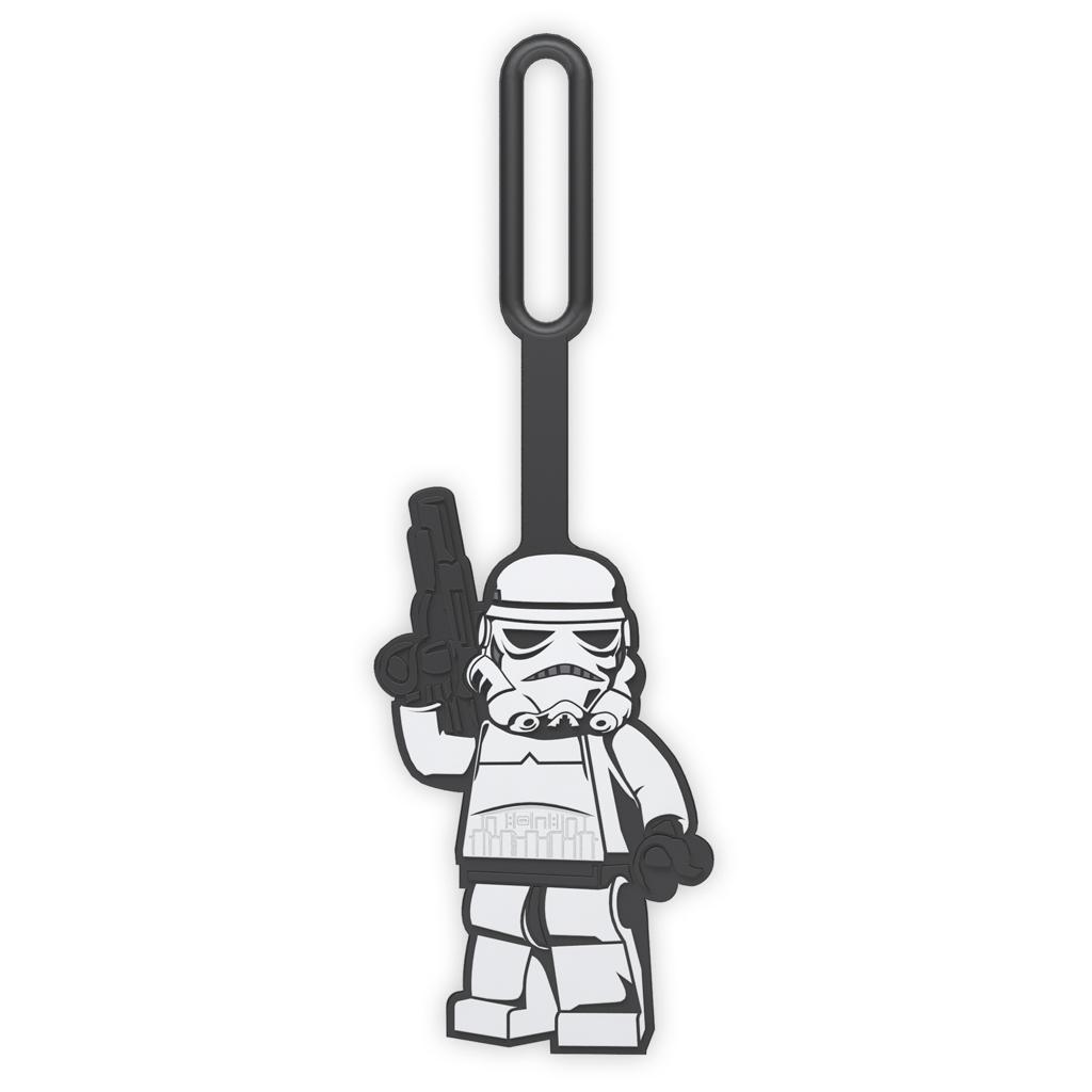 Visačka na batožinu - LEGO STAR WARS, Stormtrooper