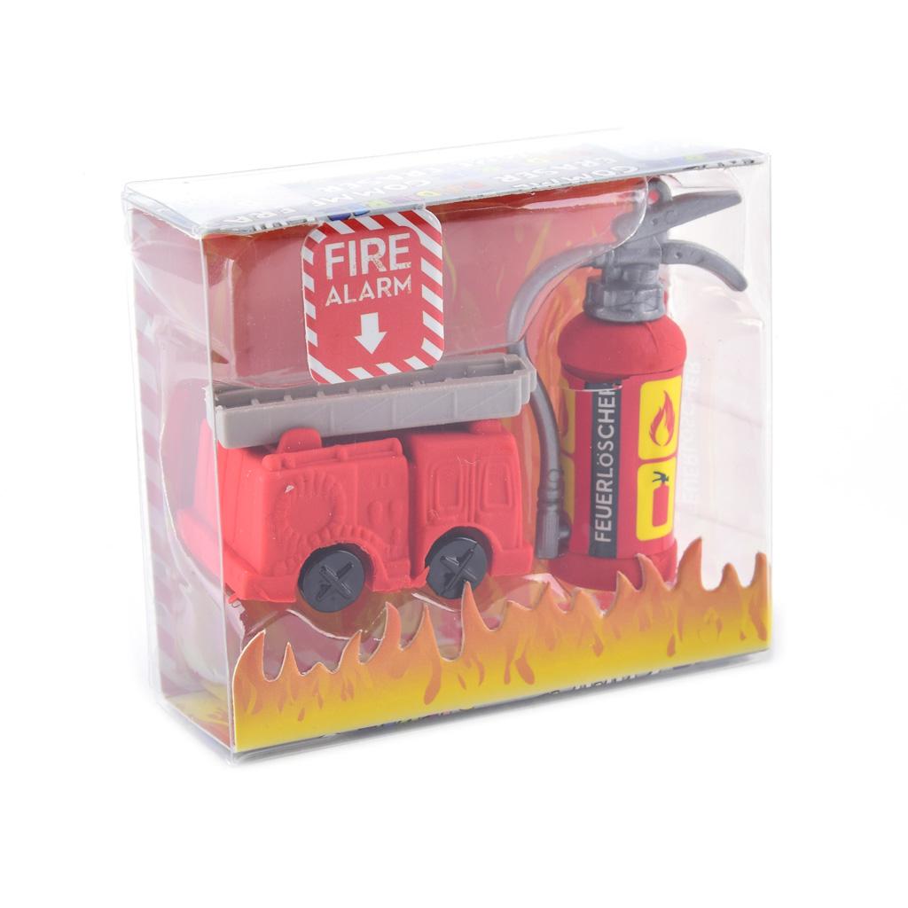 Guma - Požiarny poplach