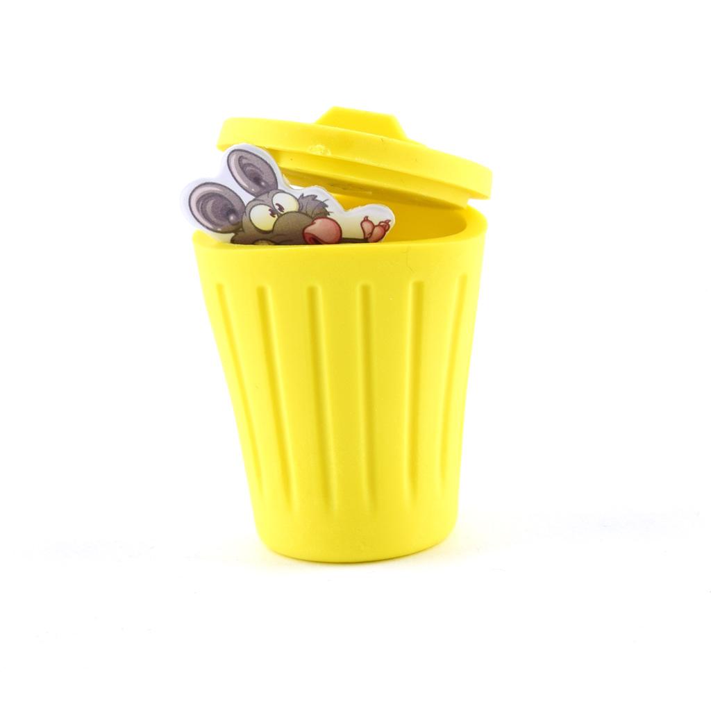 Guma - Kôš na odpadky, mix farieb