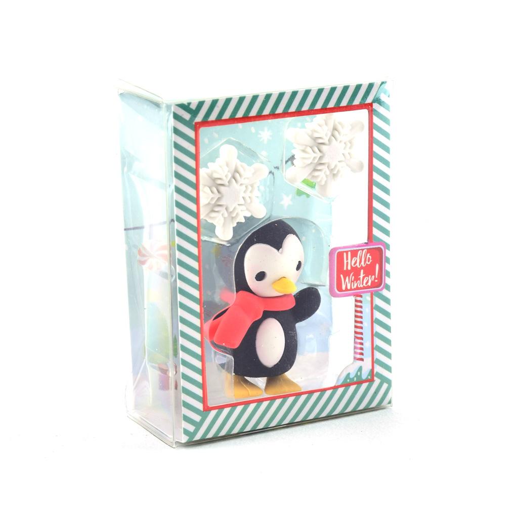 Guma - Tučniak a snehové vločky