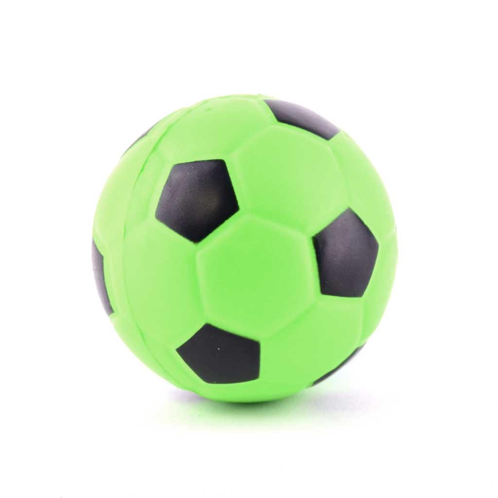 "Gumená skákacia lopta ""fun&jump-soccer"", 62mm"