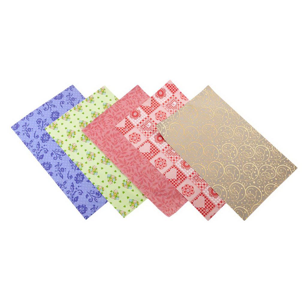 Vrecko PP 25x40 - mix farieb