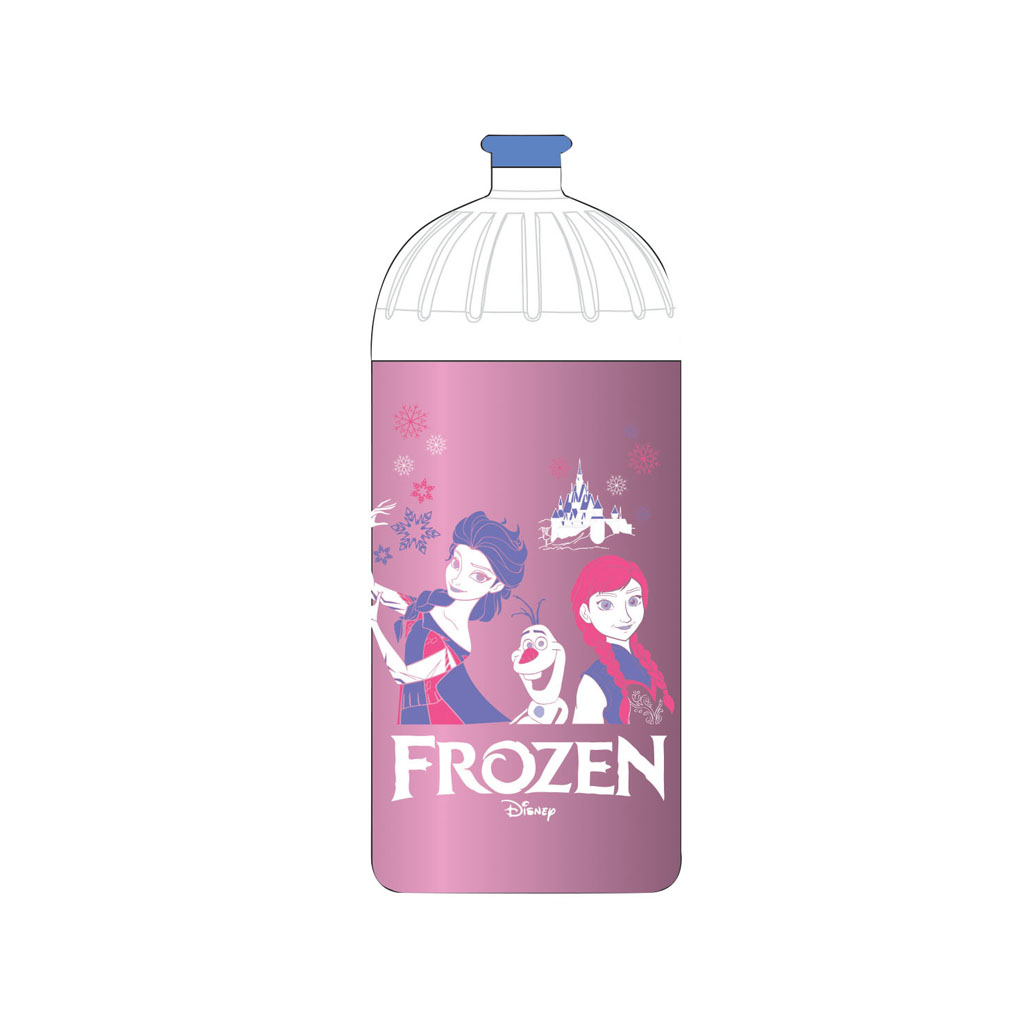 Fľaša na pitie Fresh - Frozen /3-444/