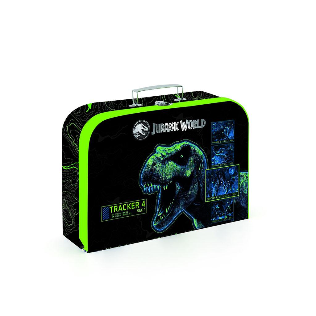 Detský kufrík veľký lamino - Jurassic World /5-63919/