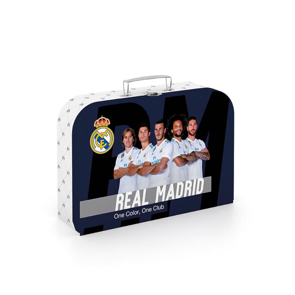 Detský kufrík veľký lamino - Real Madrid /5-64118/