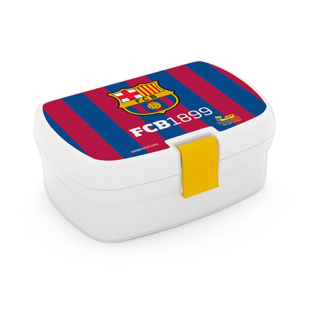 Desiatový box FC Barcelona /1-54018/