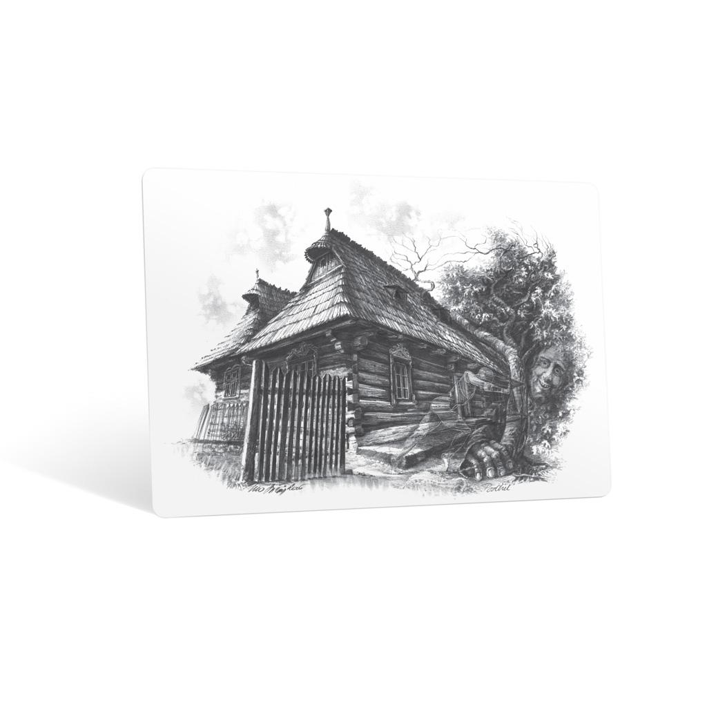 Pohľadnica ŠEVT Matuščin, 20x13 cm, bez textu, mix motívov